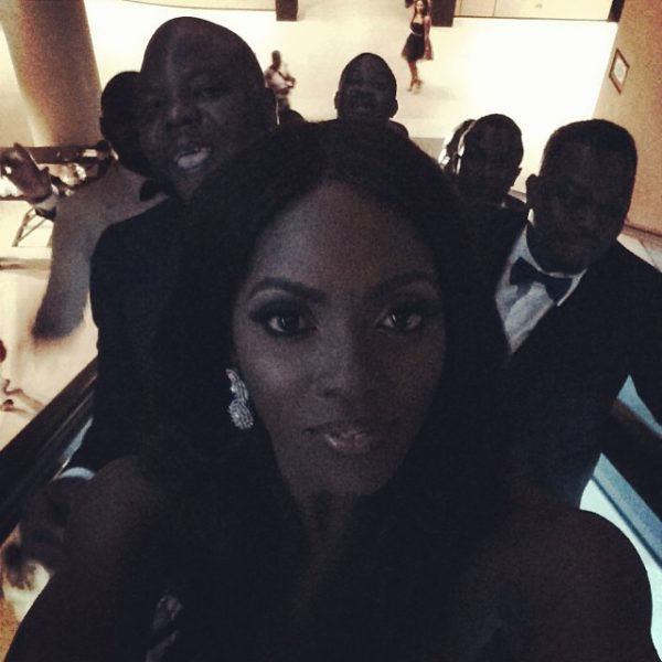 Tiwa Savage wedding: dance, gown, cake and pictures