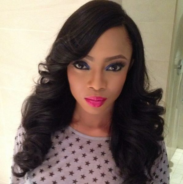 Toke Makinwa's Vlog - Why Can't You Make Up Your Mind - April 2014 - BellaNaija.com