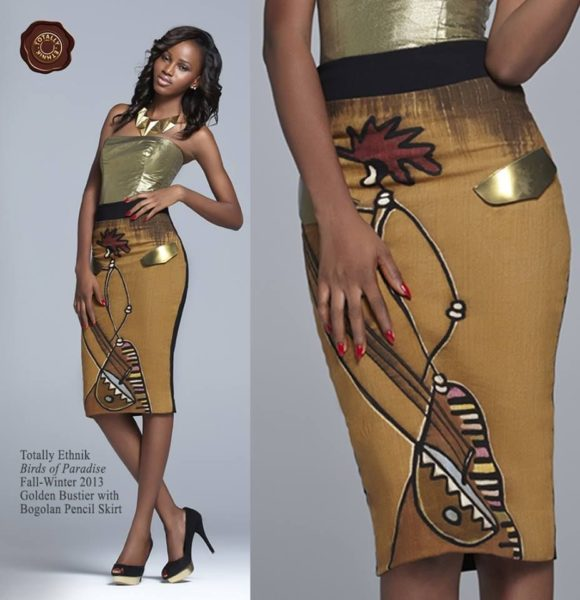 Totally Ethnik Birds of Paradise Collection Lookbook - BellaNaija - April2014004