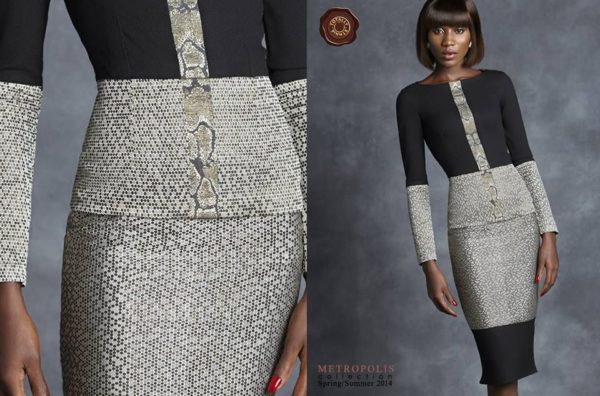 Totally Ethnik Metropolis Collection Lookbook - BellaNaija - April2014005