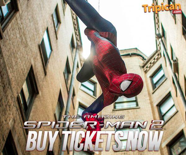 Tripican.com presents Spider Man 2 - BellaNaija - April20140011
