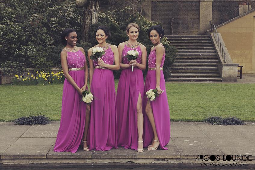 BN Bridal: Virgos Lounge - The Bridesmaid Edit