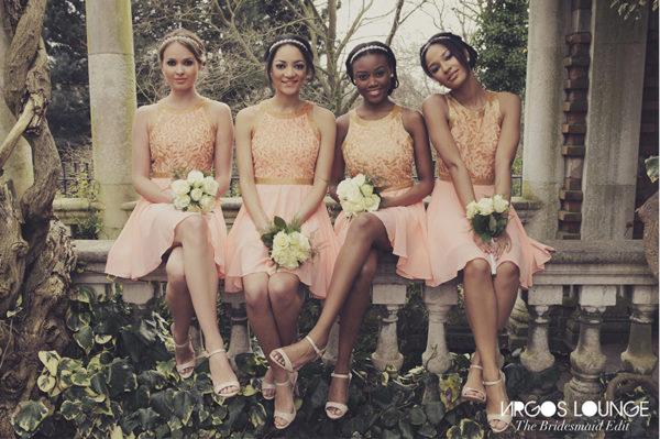 Virgos Lounge Bridesmaids Dresses_BellaNaija 8