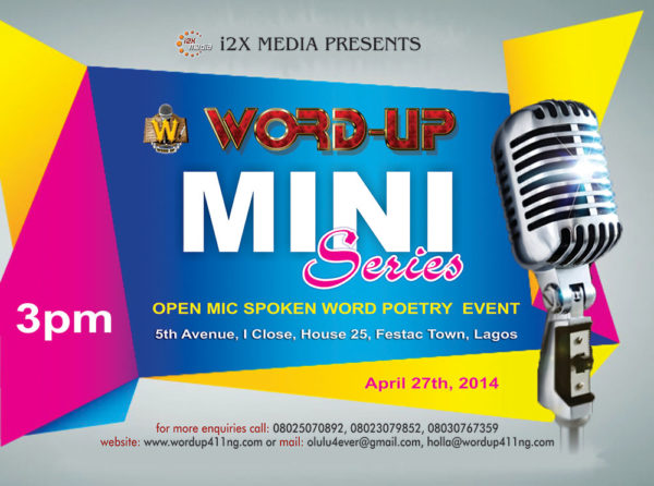 WORD U MINI SERIES april edition