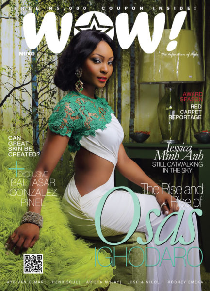 WOW! Magazine - April 2014 - BellaNaija.com 01