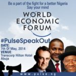 World Economic Forum - BellaNaija - April 2014