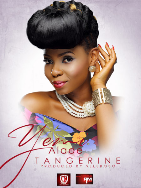 Yemi Alade - Tangerine - BellaNaija - April - 2014