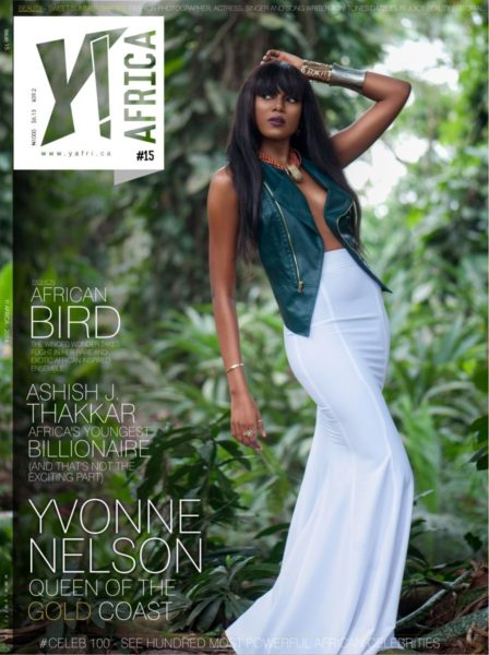 Yvonne Nelson for Y! Africa - April 2014 - BellaNaija - 021