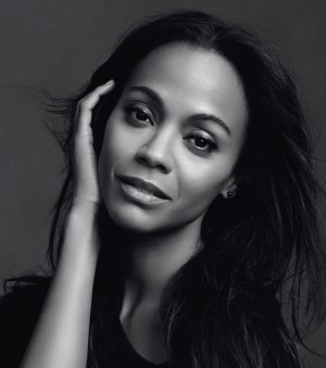 Zoe Saldana for L'Oréal Paris - BellaNaija - March 2014002