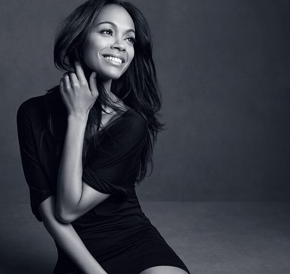 Zoe Saldana for L'Oréal Paris - BellaNaija - March 2014003