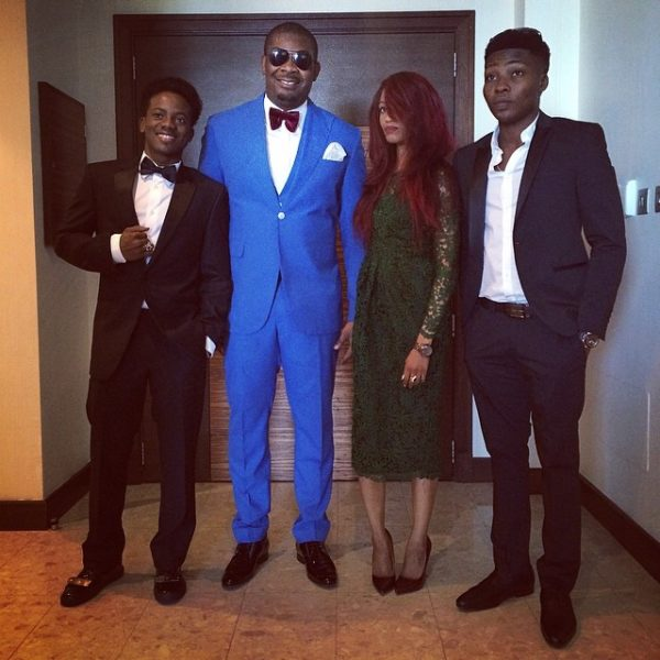 don jazzy, aphrodija, reekadobanks, koredebello