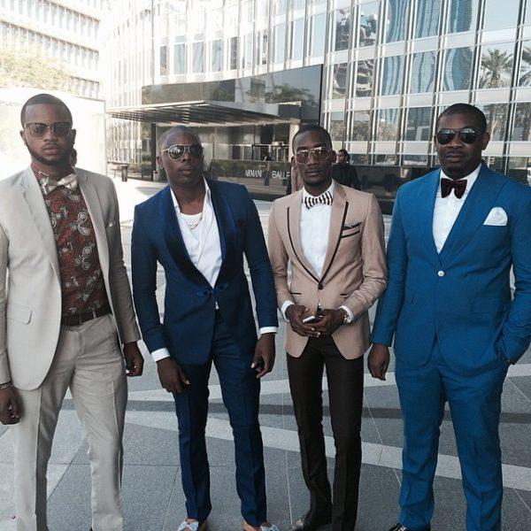 peju, papa, afolabi adekoya & don jazzy