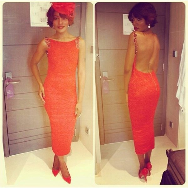 Seyi Shay in April by Kunbi