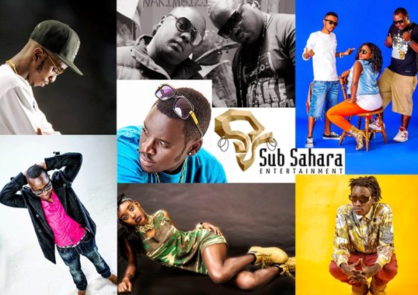 subsahara artists montage (1)