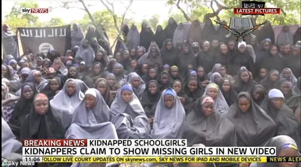 200+ Chibok Girls - May 2014 - BellaNaija.com 01