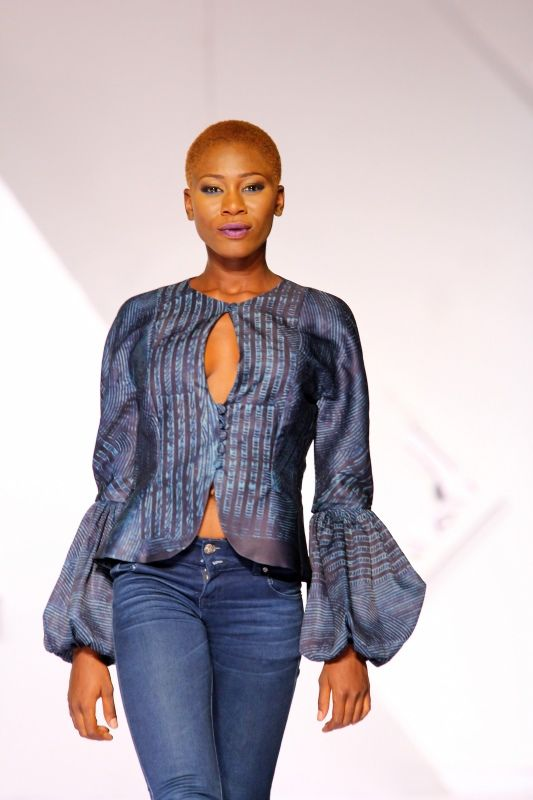 2014 Africa Fashion Week Nigeria Ade Bakare Bellanaija