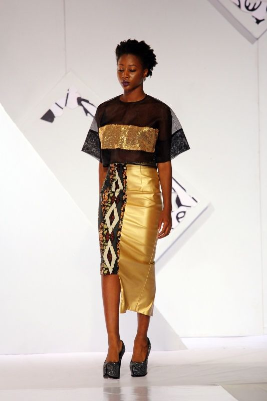 2014 Africa Fashion Week Nigeria Dzyn Couture Bellanaija