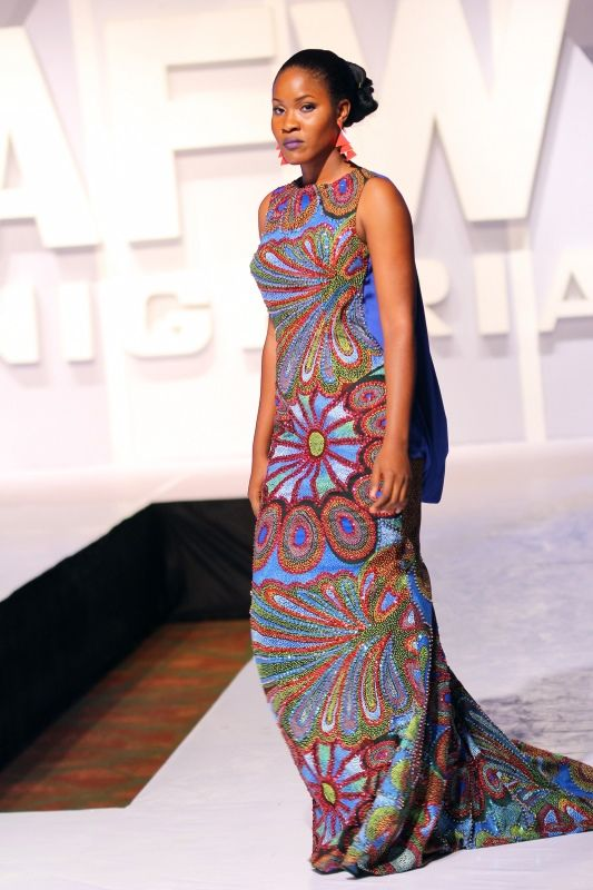 2014 Africa Fashion Week Nigeria: Zizi Cardow
