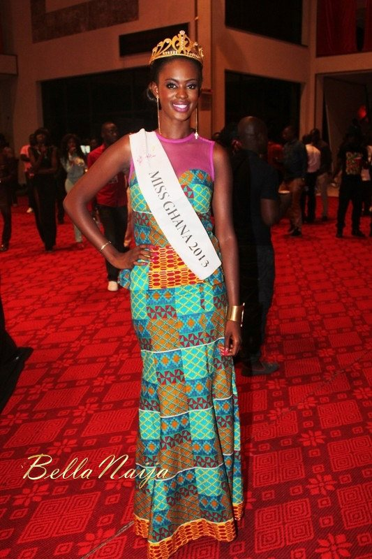 Glam & Wild Red Carpet Looks from the 2014 Ghana Music
