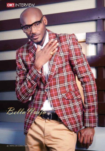 2Face Idibia on OK! Nigeria Magazine on BellaNaija - May 2014  - BellaNaija002
