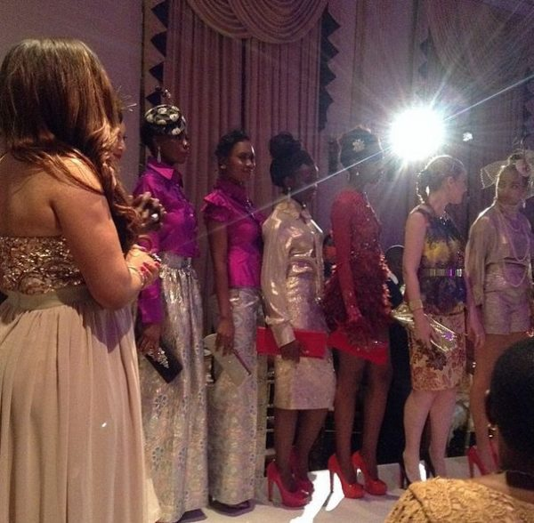 Adebayo Jones 30 Years in Fashion - May 2014 - BellaNaija.com 01003