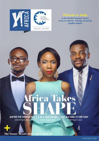 Africa Takes Shape - May 2014 - BellaNaija.com
