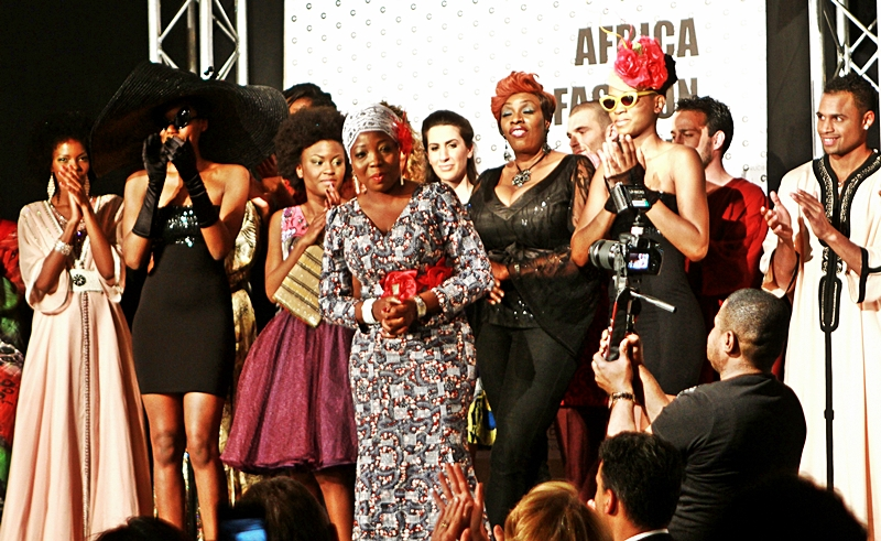 48 Hours Till Africa Fashion Show Geneva Begins Friday