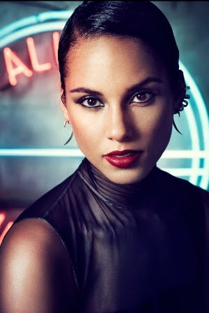 Alicia Keys for Givenchy Perfumes - BellaNaija - May 2014001