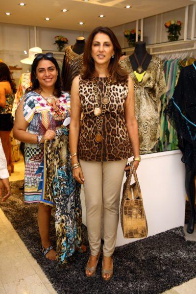 Amisha Hathiramani & Kavita Chellaram