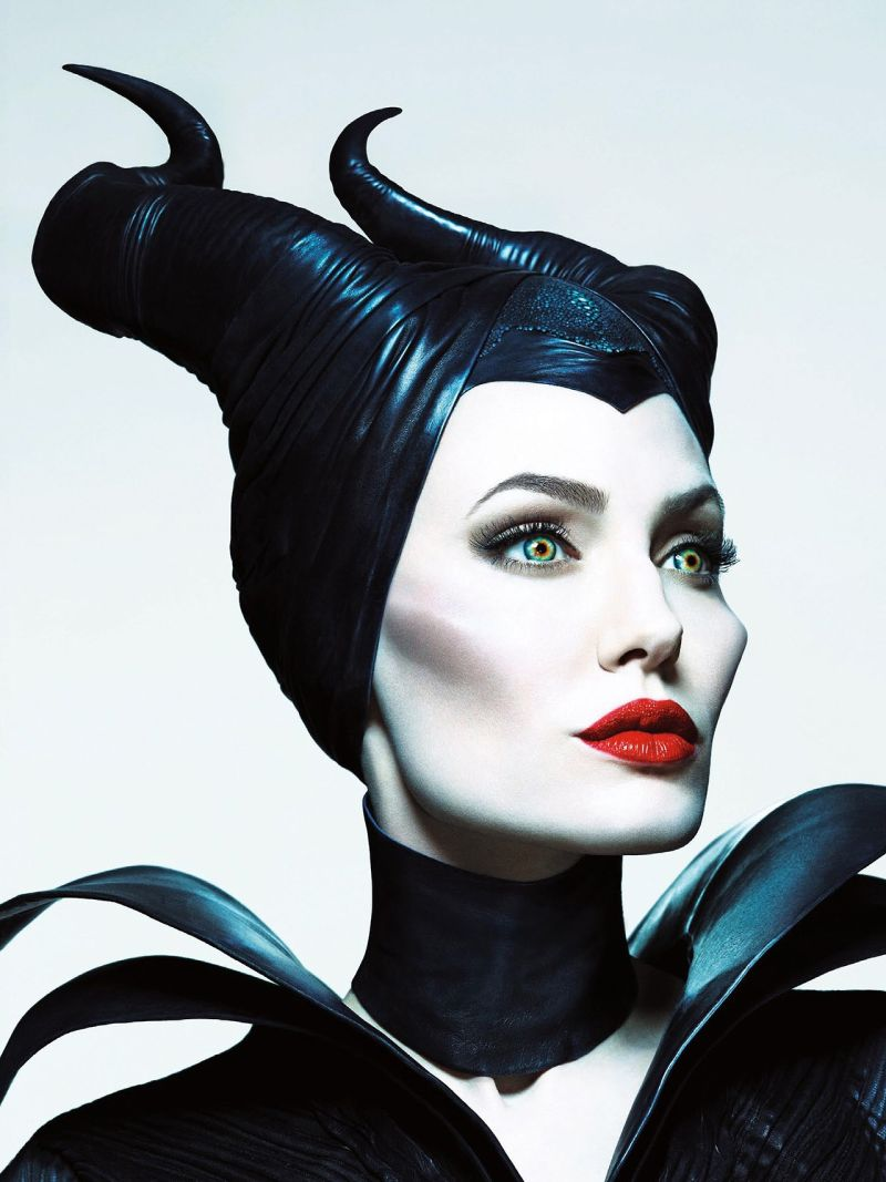 Angelina Jolie as Maleficent - Bellanaija - May 2014