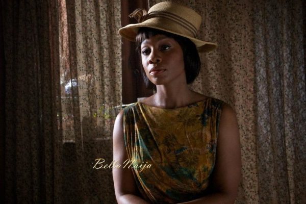 Anika Noni Rose - Half of a Yellow Sun - May 2014 - BellaNaija.com