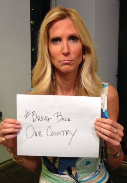 Ann Coulter - May 2014 - BellaNaija.com