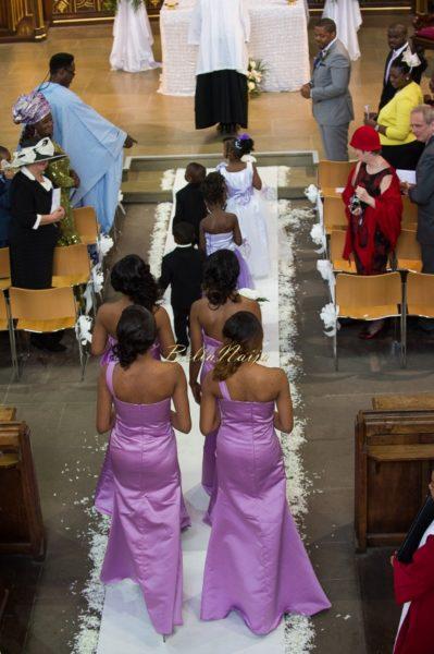Annie & Tosin Ogunyinka | BellaNaija | UK Nigerian Wedding 2014 | 021