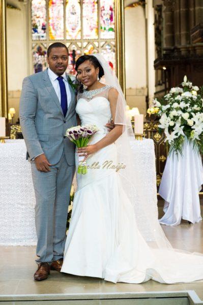 Annie & Tosin Ogunyinka | BellaNaija | UK Nigerian Wedding 2014 | 038