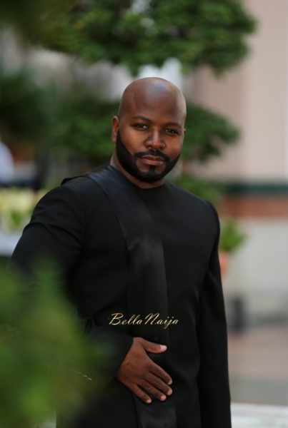Fashion Designer Franklin Eugene And Dubai International Film Festival