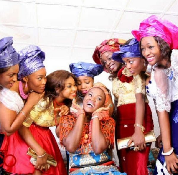 Benita Ezinne Weds - May 2014 - BellaNaija.com 06