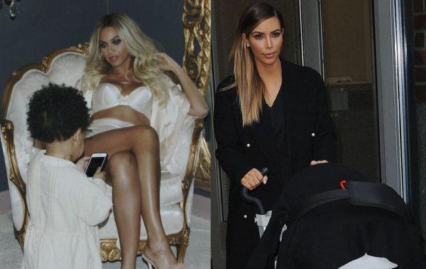 Beyonce & Kim Kardashian - May 2014 - BellaNaija.com 01