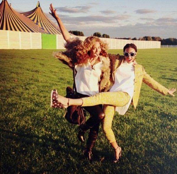 Beyonce & Solange - May 2014 - BellaNaija,com 01