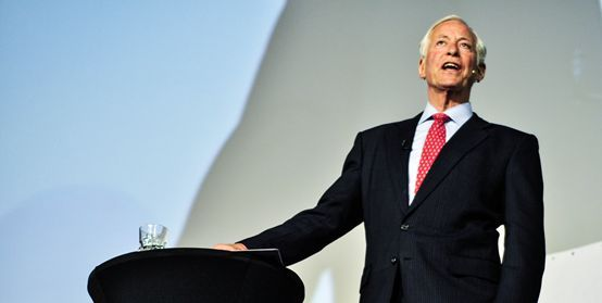 Brian Tracy - Bellanaija - may 2014