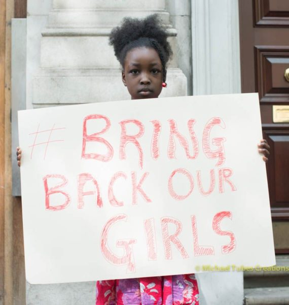 Bring Back Our Girls Protest in London - BellaNaija - 033