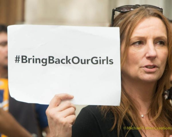 Bring Back Our Girls Protest in London - BellaNaija - 040