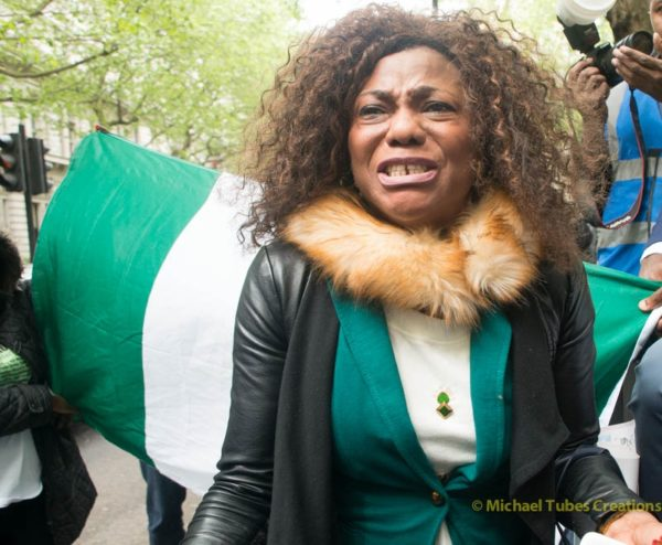 Bring Back Our Girls Protest in London - May 2014  - BellaNaija013