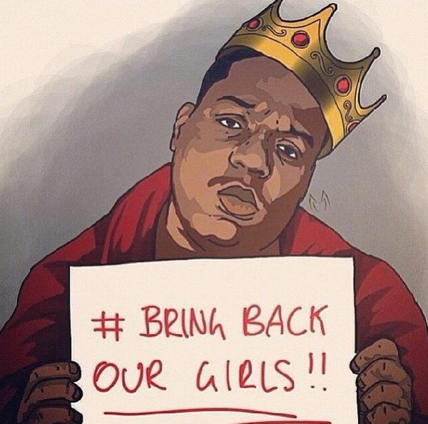 #BringBackOurGirls - BIG  - May 2014 - BellaNaija.com