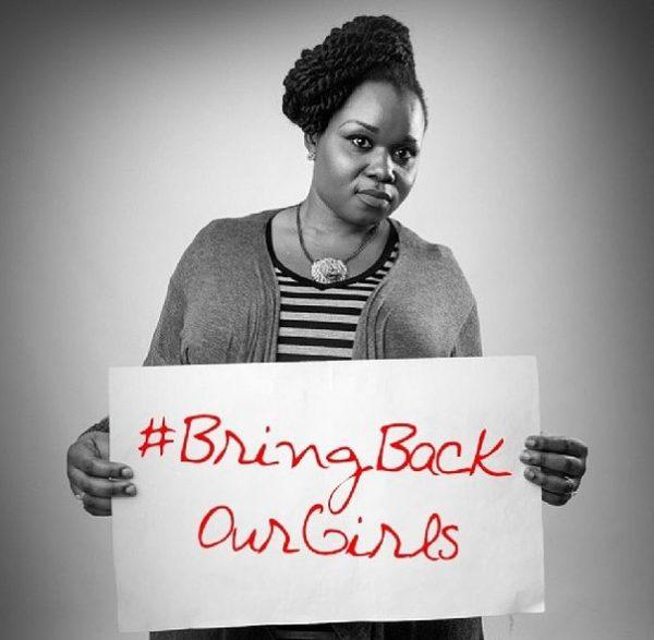 #BringBackOurGirls - Banke Meshida-Lawal - May 2014 - BellaNaija.com 02