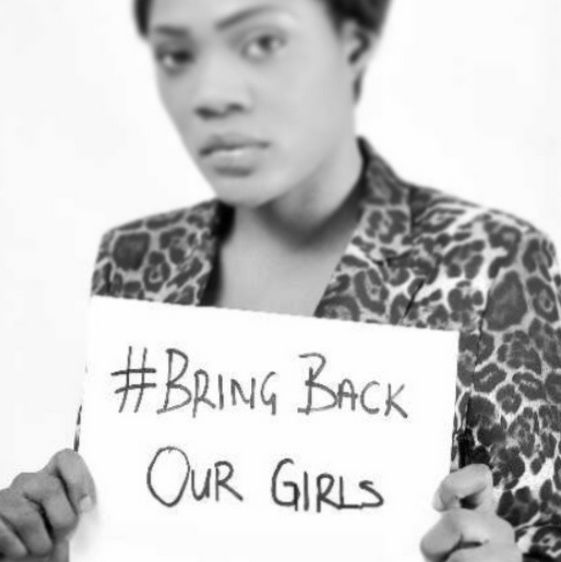 #BringBackOurGirls - Bhaira McWizu - May 2014 - BellaNaija.com 02