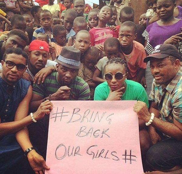 #BringBackOurGirls - Ini Edo - May 2014 - BellaNaija.com 01