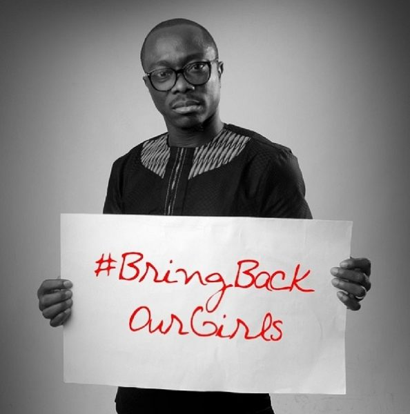 #BringBackOurGirls - Julius Agwu - May 2014 - BellaNaija.com 01
