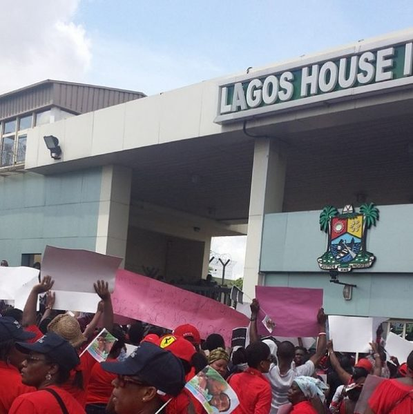 #BringBackOurGirls - Lagos Match - May 2014 - BellaNaija.com 03