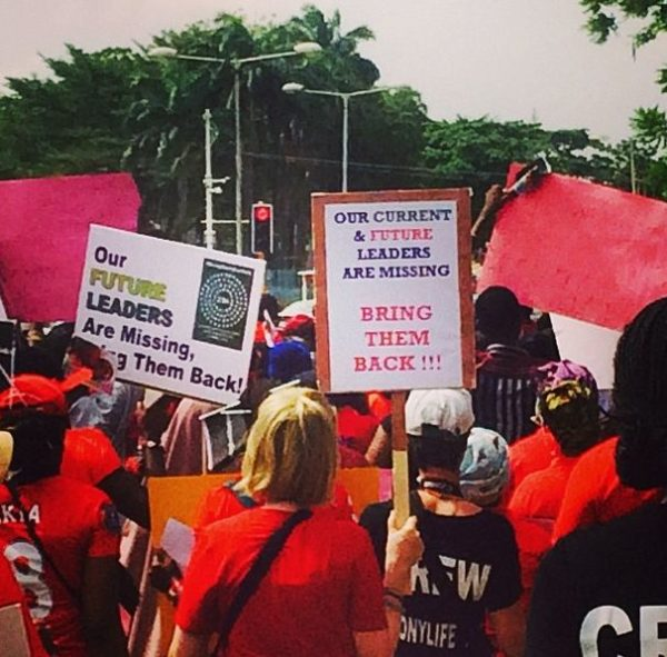 #BringBackOurGirls - Lagos Match - May 2014 - BellaNaija.com 04