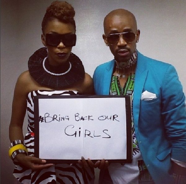 #BringBackOurGirls - Mafikizolo - May 2014 - BellaNaija.com 01